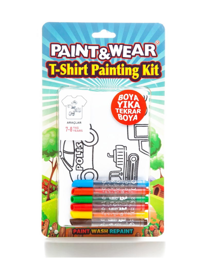 Paint & Wear